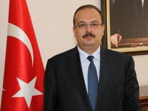Başkan Çetinkaya Vali Canbolat'ı ziyaret etti