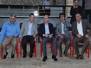 Ak Parti Genel Başkan Yardımcısı Süleyman Soylu Derecik'te