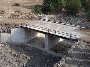 Samanlı'nın Köprüsü kullanıma açıldı