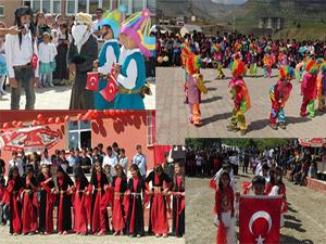 Beldemizde 23 Nisan Ulusal Egemenlik Ve Çocuk Bayramı Büyük Bir Coşkuyla Kutlandı