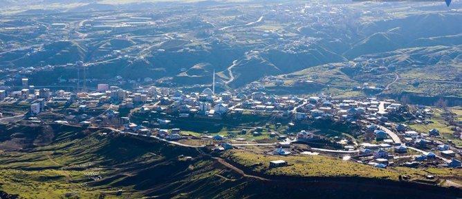Derecik Köylere Hizmet Götürme Birliği'inden ihale ilanı