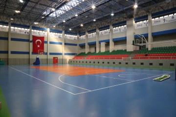 Derecik Belediyesi Tarafından Yapılan Spor Tesisleri  Yapım İşi İhalesi