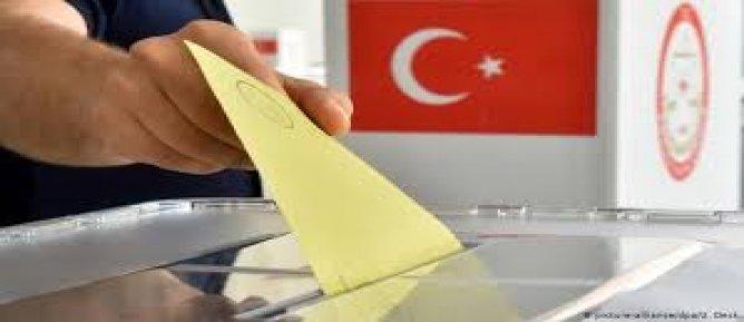 Yeni Kurulan Gürmeşe, Vapurtepe ve Rize Mahallelerine Ait Ara Seçim İlanı