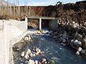 Merkez mahallesi Korat köprüsü yol çalışması 2